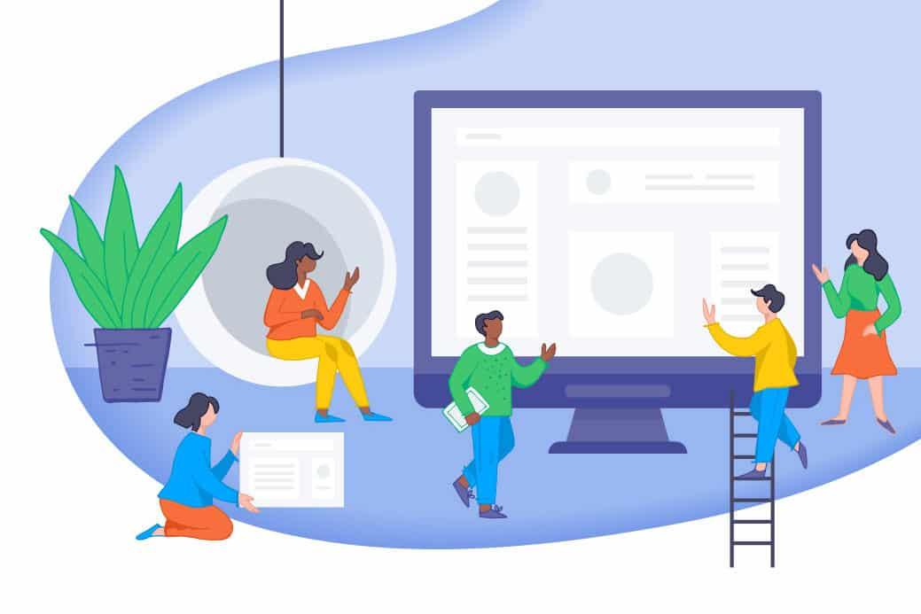 Impactshaker Digital Webdesign 2